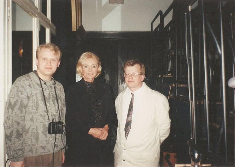 Helena VONDRÁČKOVÁ & Boris DOBROVODSKÝ