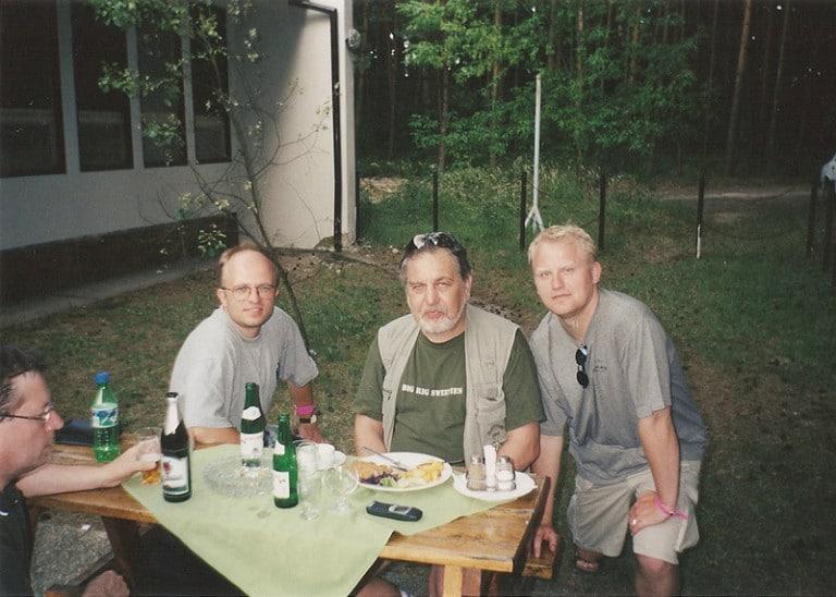 Stanislav Wabi DANĚK & Jozef GOCMAN